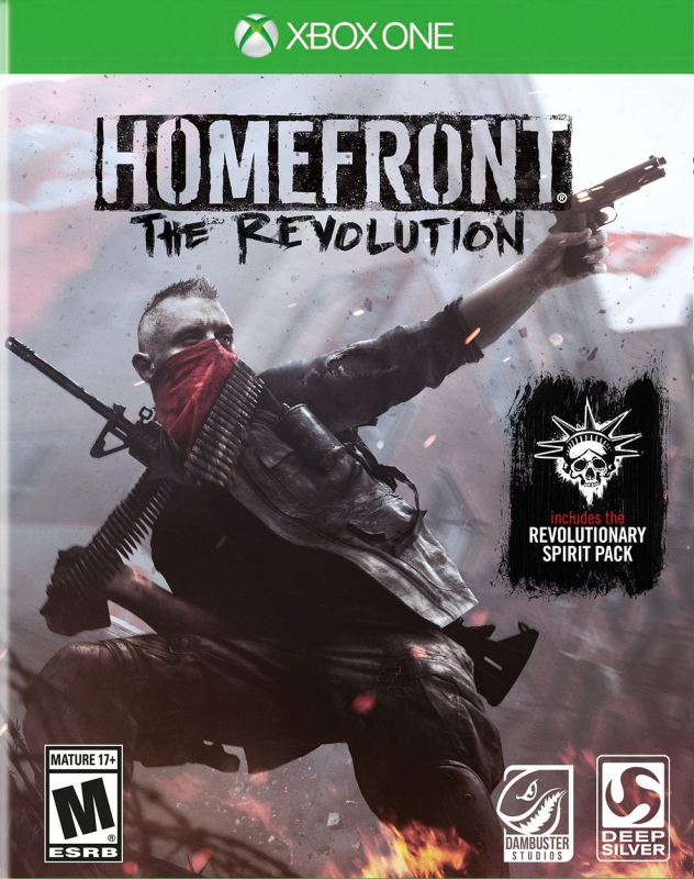 Homefront: The Revolution for XOne Walkthrough, FAQs and Guide on Gamewise.co