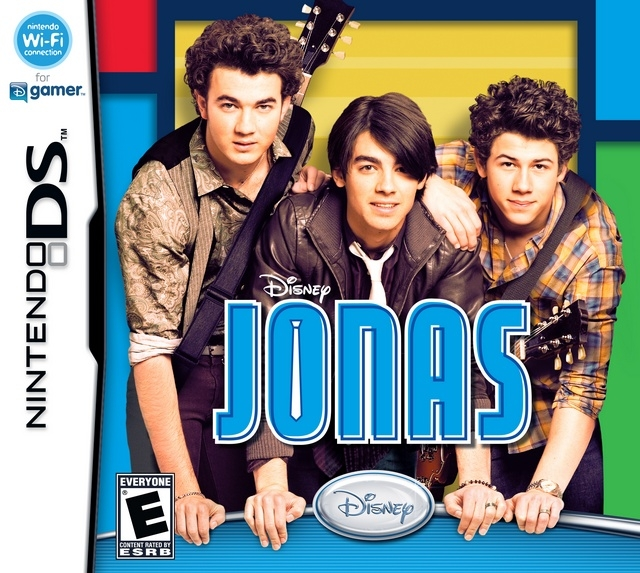 Jonas for DS Walkthrough, FAQs and Guide on Gamewise.co
