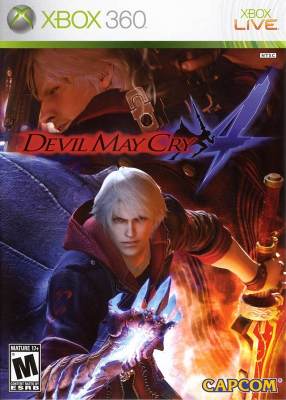 Devil May Cry 4 for X360 Walkthrough, FAQs and Guide on Gamewise.co