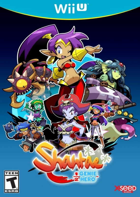 Shantae: Half-Genie Hero Wiki on Gamewise.co