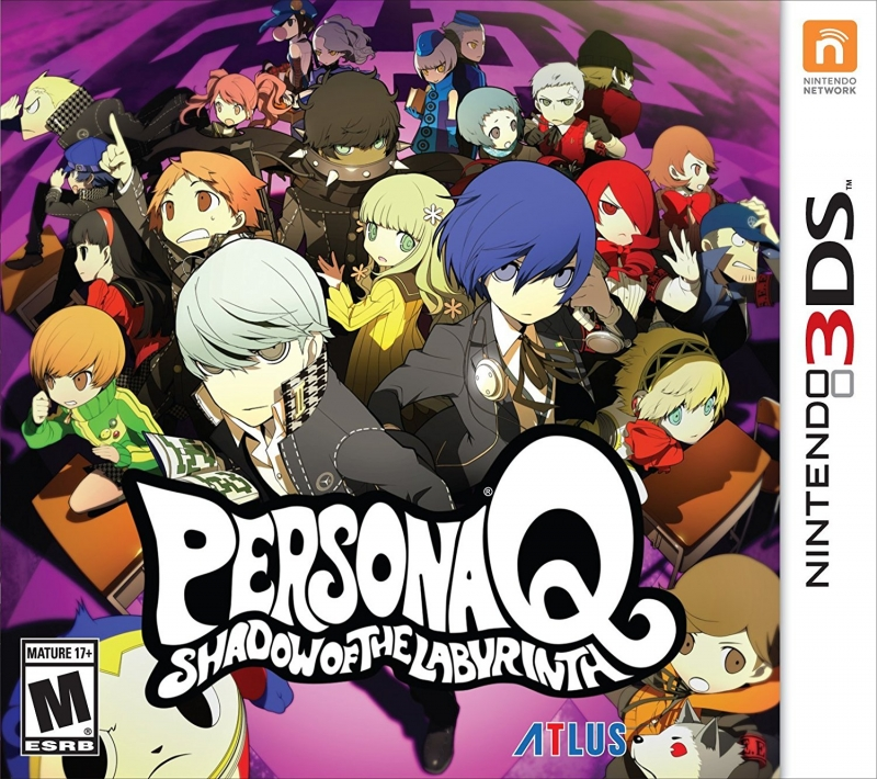 Gamewise Persona Q: Shadow of the Labyrinth Wiki Guide, Walkthrough and Cheats