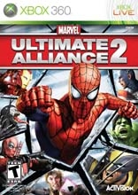 Marvel: Ultimate Alliance 2 on X360 - Gamewise