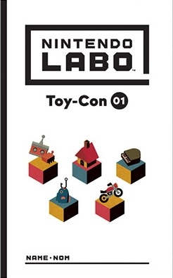 Nintendo Labo: Toy-Con 01 Variety Kit on NS - Gamewise