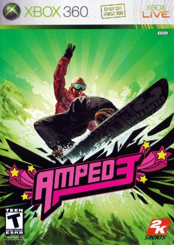 Amped 3 Wiki - Gamewise