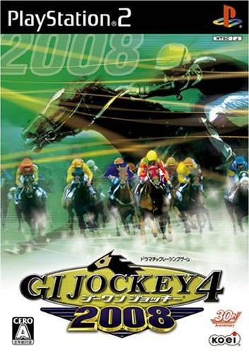 G1 Jockey 4 2008 [Gamewise]