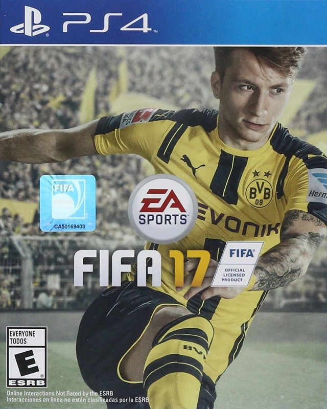 FIFA 17 on PS4 - Gamewise