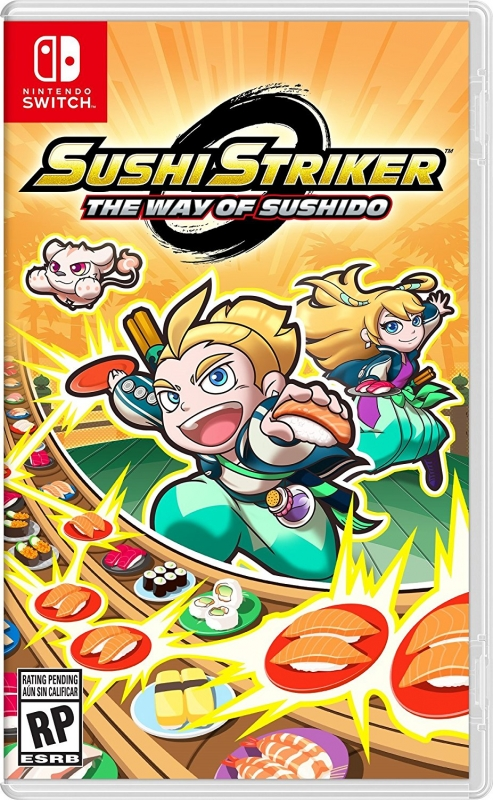 Gamewise Sushi Striker: The Way of Sushido Wiki Guide, Walkthrough and Cheats