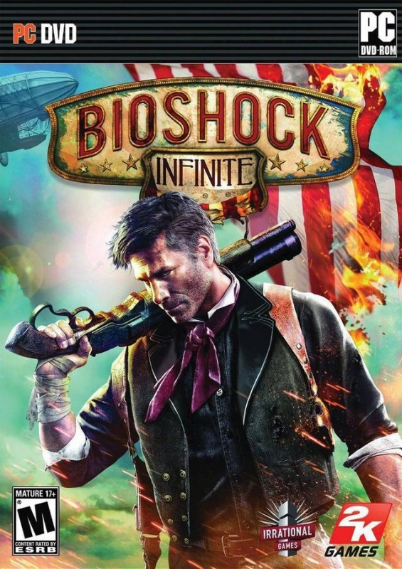 BioShock Infinite on PC - Gamewise