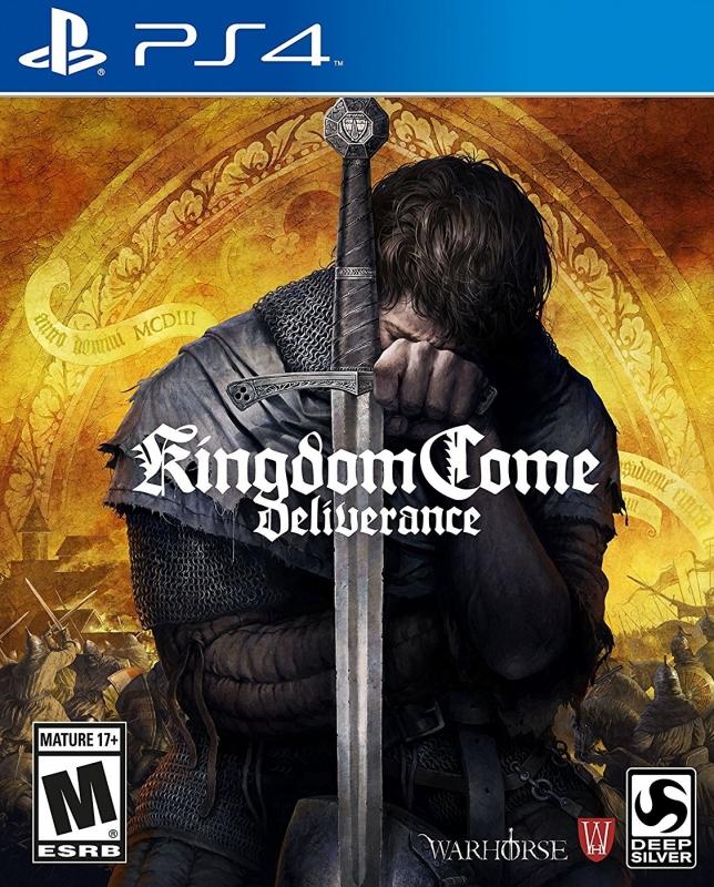 Kingdom Come: Deliverance on PS4 - Gamewise
