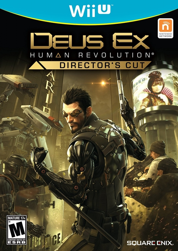 Deus Ex: Human Revolution - Director's Cut [Gamewise]