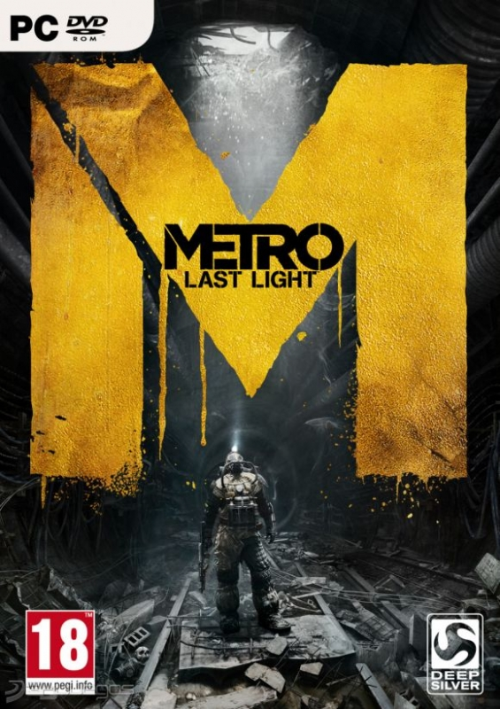Metro: Last Light on PC - Gamewise