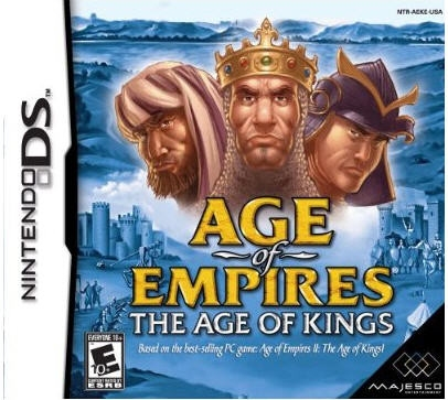 Age of Empires: The Age of Kings on DS - Gamewise
