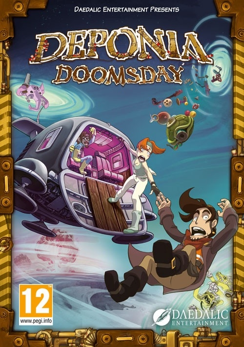 Deponia Doomsday   Gamewise