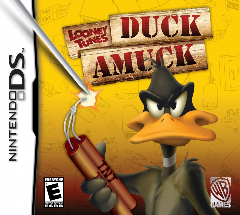 Looney Tunes: Duck Amuck [Gamewise]