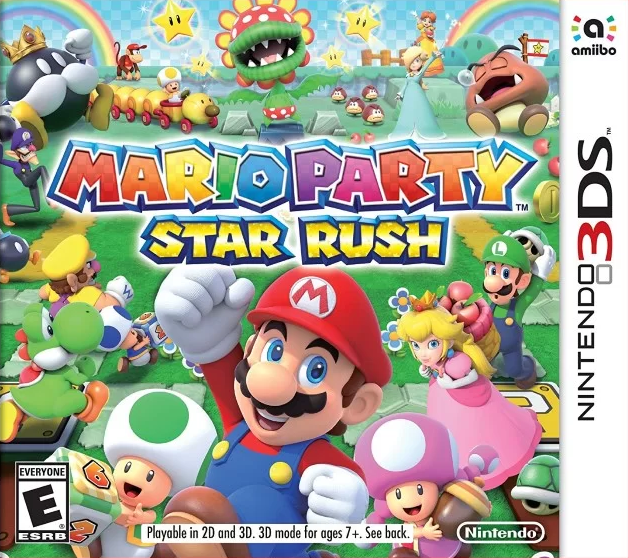 Mario Party: Star Rush Wiki - Gamewise