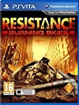 Resistance: Burning Skies on PSV - Gamewise