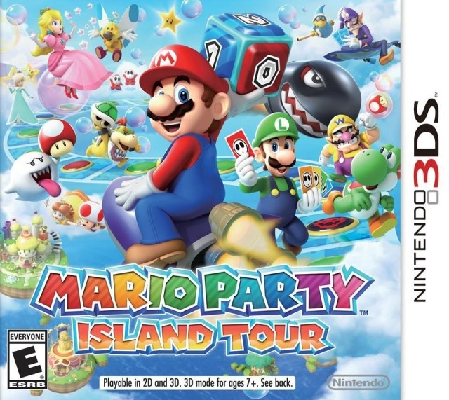 Mario Party 3D on 3DS - Gamewise