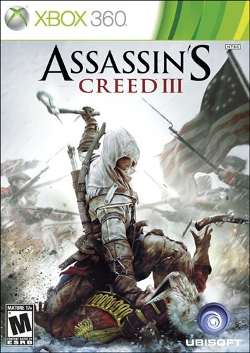 Assassin's Creed III Release Date - X360