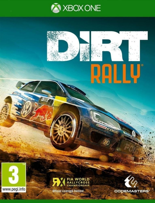 DiRT Rally on XOne - Gamewise