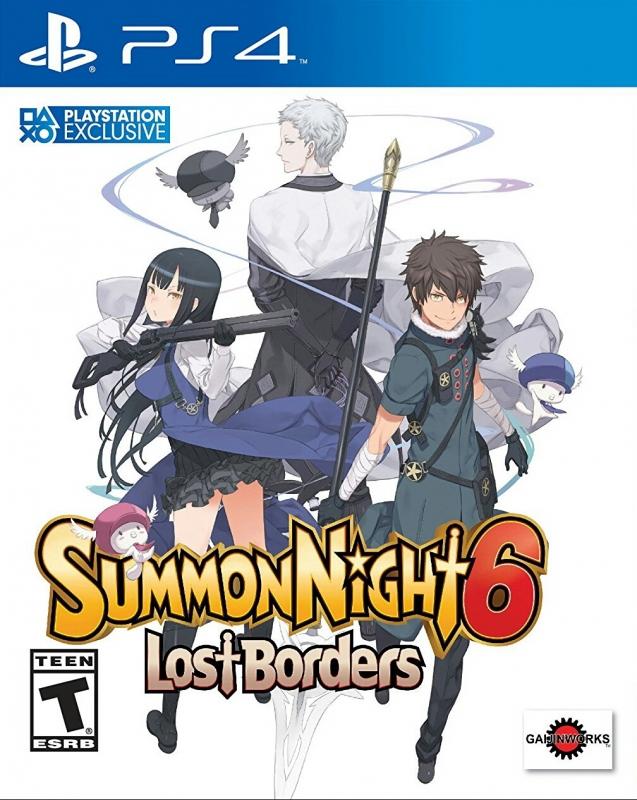 Summon Night 6: Lost Borders [Gamewise]
