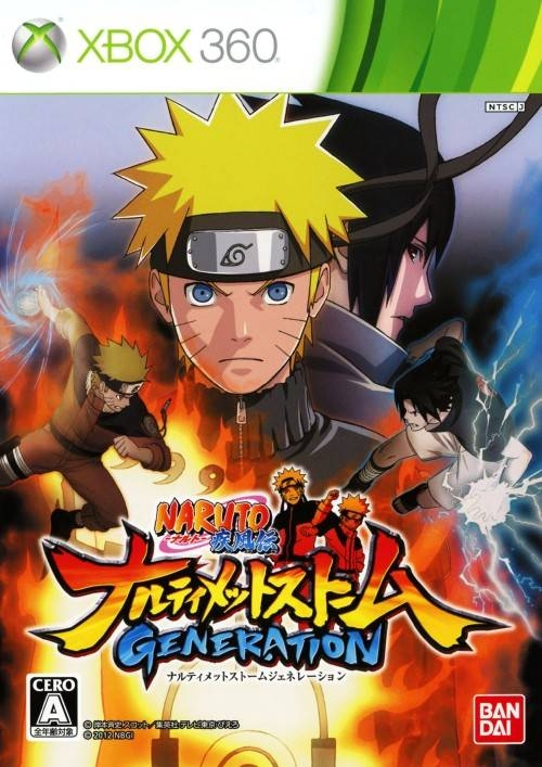 Naruto Shippuden: Ultimate Ninja STORM Generations for X360 Walkthrough, FAQs and Guide on Gamewise.co