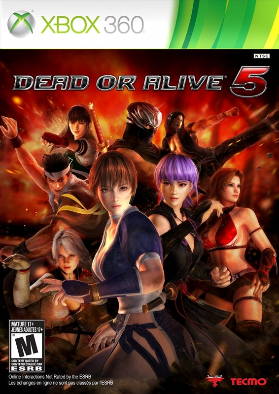 Dead or Alive 5 Wiki - Gamewise