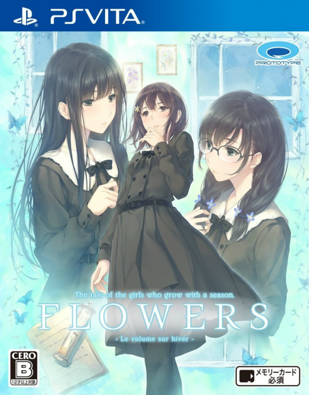 Flowers: Le volume sur hiver Wiki on Gamewise.co