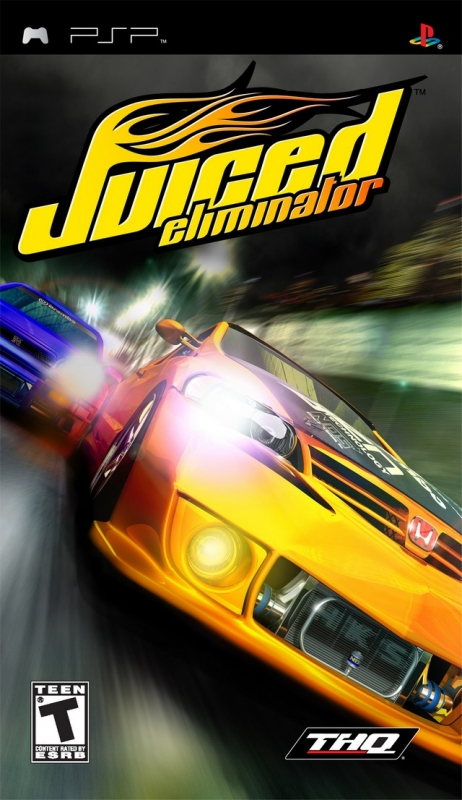 Juiced: Eliminator on PSP - Gamewise