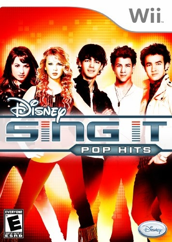 Gamewise Disney Sing It: Pop Hits Wiki Guide, Walkthrough and Cheats