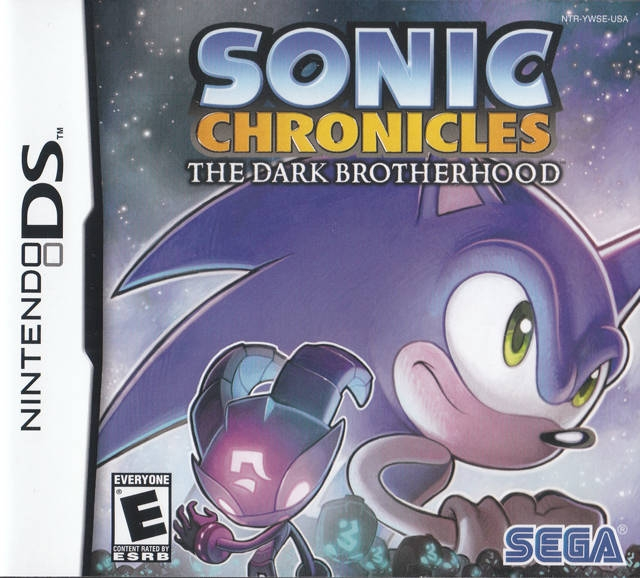 Gamewise Sonic Chronicles: The Dark Brotherhood Wiki Guide, Walkthrough and Cheats