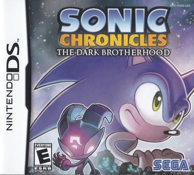 Sonic Chronicles: The Dark Brotherhood Wiki - Gamewise