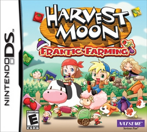 Harvest Moon: Frantic Farming [Gamewise]