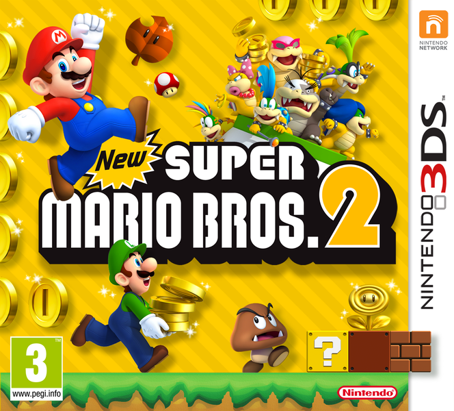 New Super Mario Bros 2 For Nintendo 3ds Sales Wiki Release