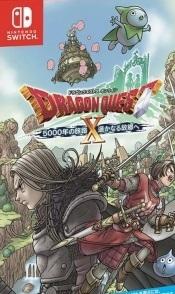 Dragon Quest X: 5000-nen no Harukanaru Kokyou e Online | Gamewise