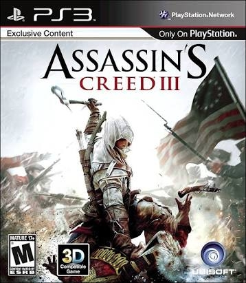 Assassin's Creed III for PS3 Walkthrough, FAQs and Guide on Gamewise.co