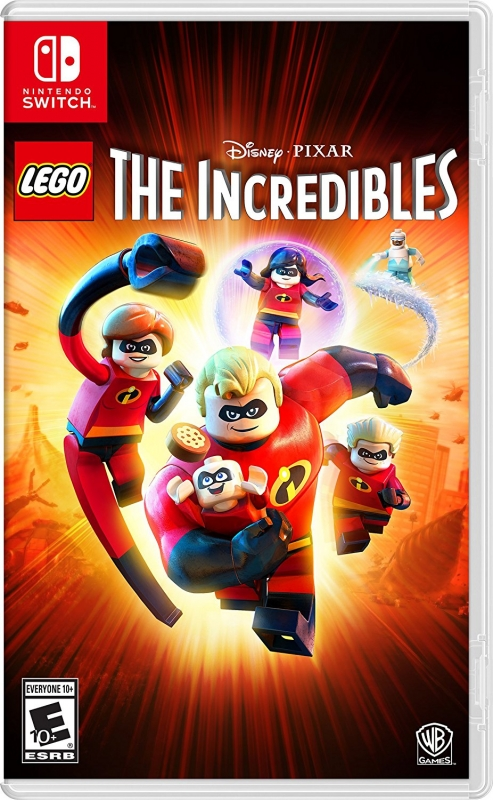 LEGO The Incredibles on NS - Gamewise