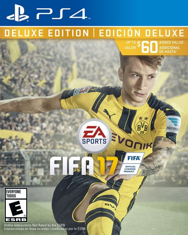 Gamewise FIFA 17 Wiki Guide, Walkthrough and Cheats