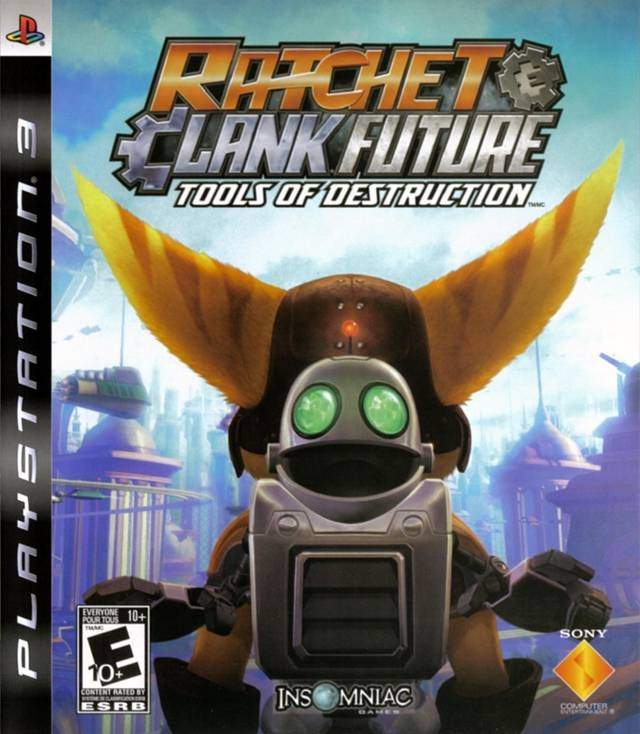 Gamewise Ratchet & Clank Future: Tools of Destruction Wiki Guide, Walkthrough and Cheats