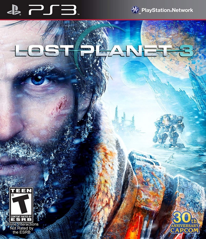 Lost Planet 3 on PS3 - Gamewise