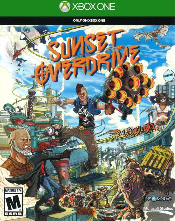 Sunset Overdrive Wiki - Gamewise