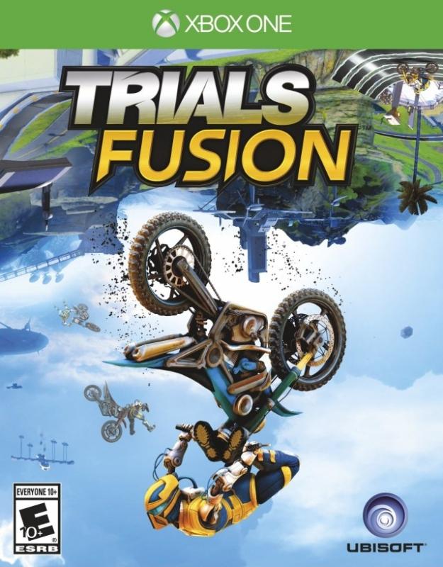 Trials Fusion on XOne - Gamewise