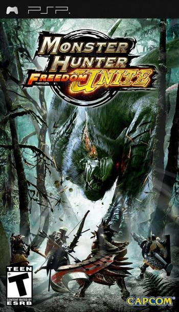Monster Hunter Freedom Unite on PSP - Gamewise