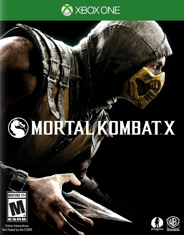 Mortal Kombat X on XOne - Gamewise