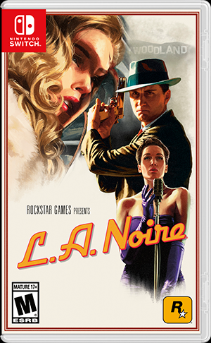 L.A. Noire on NS - Gamewise