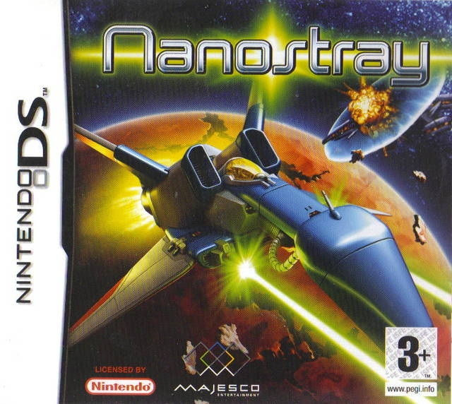 Nanostray for Nintendo DS - Sales, Wiki, Release Dates