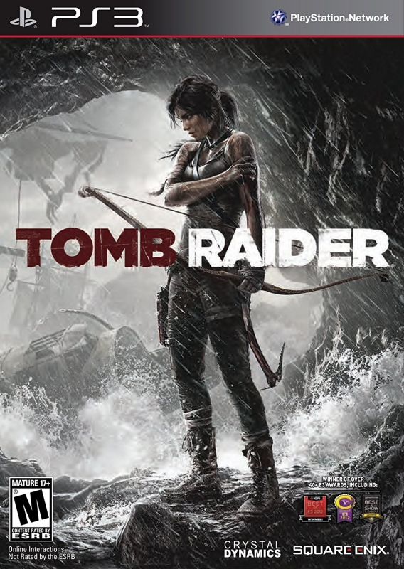 Tomb Raider on PS3 - Gamewise