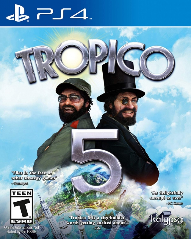 Tropico 5 for PS4 Walkthrough, FAQs and Guide on Gamewise.co