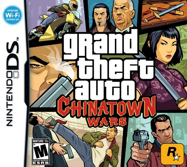 Grand Theft Auto: Chinatown Wars for DS Walkthrough, FAQs and Guide on Gamewise.co