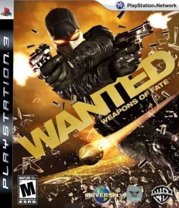 Wanted: Weapons of Fate on PS3 - Gamewise