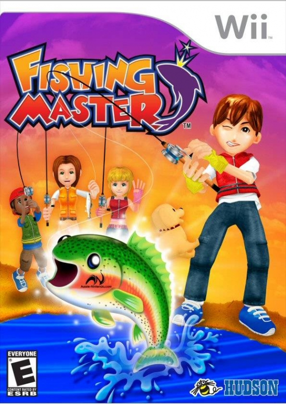 Fishing Master for Wii Walkthrough, FAQs and Guide on Gamewise.co